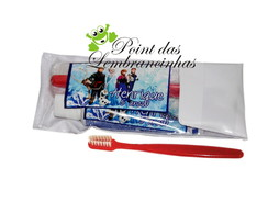 mini kit higiene dental personalizado