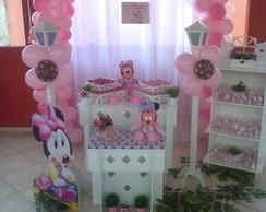 Decora��o Proven�al Baby Disney Menina
