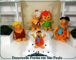 Decora��o Clean Flintstones
