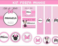 KIT FESTA DIGITAL-MINNIE
