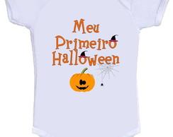 Body Ou Camisetinha Halloween