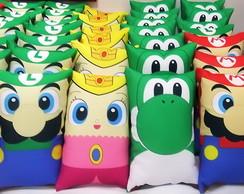 Almofada personalizada - Mario