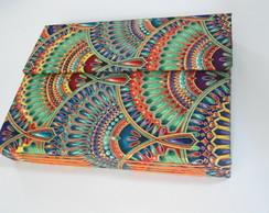 Caderno Colorido