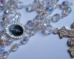 Ter�o cristal Medieval rom�ntico SF Pr