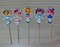 Mini-toppers Lalaloopsy