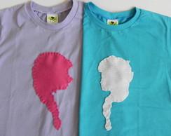Camisas Frozen