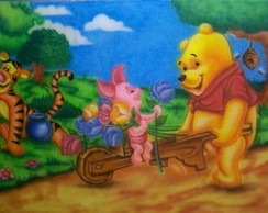 Painel pooh