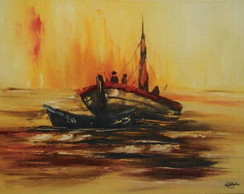 """Painel """"Barco"""""""