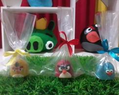 Mini Personagem Angry Bird