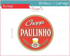 Kit Digital Boteco - R�tulo De Cerveja