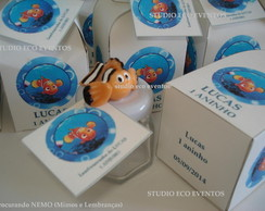 Lembrancinha Nemo clean baby