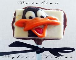 Pirulito De Chocolate Patolino