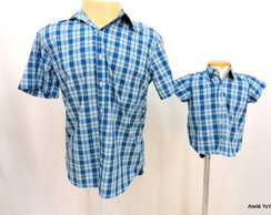 Kit Camisas Pai e Filho