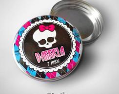 Latinha Personalizada Monster High