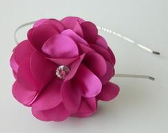 Promo��o Primavera Tiara com 1 Flor
