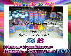 Kit Personalizado 80 pe�as
