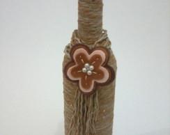 Garrafa Decorativa Para�so