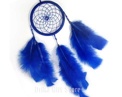 Filtro dos Sonhos Azul com Olho Grego