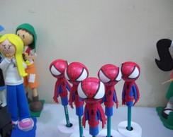 PONTEIRA DO HOMEM ARANHA EM EVA 3D