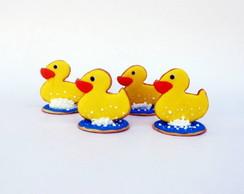 Biscoitos Patinho 3D