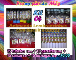 Kit Personalizado 60 pe�as