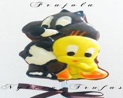 Pirulito De Chocolate Frajola