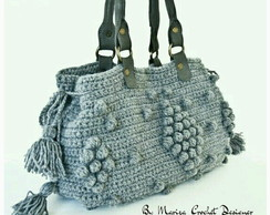 Bolsa Crochet Angelina Jolie