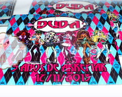 Quebra Cabe�a Monster High
