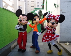 Turminha do Mickey Mouse
