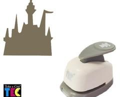 Furador Scrapbook Mini - Castelo 1cm