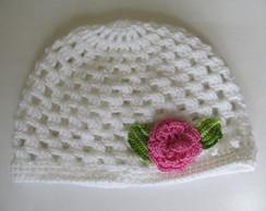 Touca de Crochet