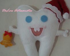 Enfeite Dente de Natal para Porta