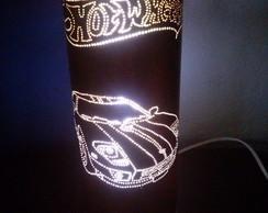 Luminaria de pvc