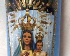 Mini Telha Nossa Senhora dos Rem�dios