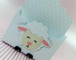 Caixa Bis personalizada -ovelhinha (und)