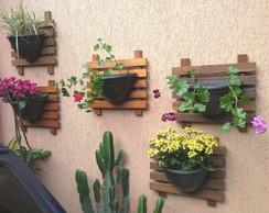 Painel Modular para Jardim Vertical