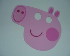 M�scara da porquinha -Peppa Pig