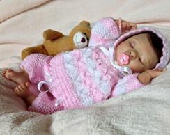Mini beb� reborn Alice. ADOTADA!!!!