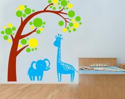 Adesivo Infantil Safari SFR-07