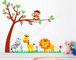 Adesivo Infantil Safari SFR-11