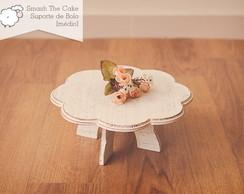 Suporte Bolo - Smash The Cake [m�dio]