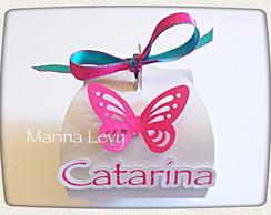 Caixinha Scrap - Borboleta 2