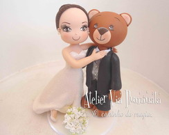 Topos de bolos de Casamentos