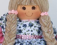 Boneca Princesa 40 Cm