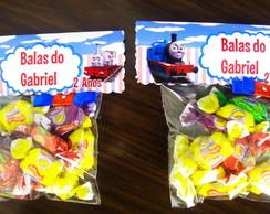 Saquinho De Balas - Thomas e seus Amigos
