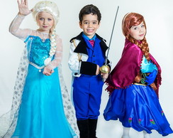 Fantasia Principe Hans do filme Frozen