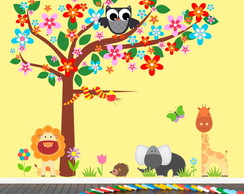 Adesivo Infantil Safari SFR-19