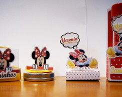 KIT PERSONALIZADO 1 TEMA MINNIE