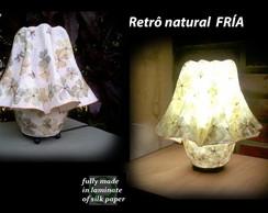 Eco lamp Perfume retr� FRIA