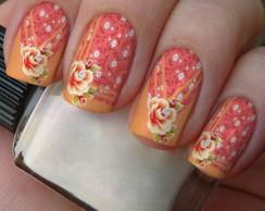 Pel�culas Casadinha 536.Flor laranja
